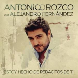 Antonio Orozco y Alejandro Fernández estrenan el videoclip de 'Estoy Hecho de Pedacitos de ti'