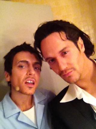 Marc Anthony y Dani