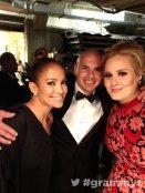 Jlo Pitbull y Adele