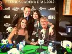 MJ, Rafa Cano, Malu y Sergio