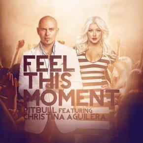 """Pitbull estrena junto a Christina Aguilera el videoclip de """"Feel thisMoment"""""""