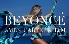 Beyoncé estrena nuevo tema y se llena de arena en el anuncio deH&M