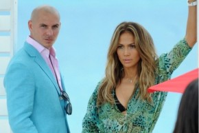 "JLo y Pitbull repiten colaboración con ""Live It Up"""