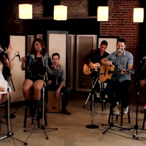 Cover | Boyce Avenue & Fifth Harmony – Mirrors