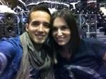 Josh y Noemi Galera