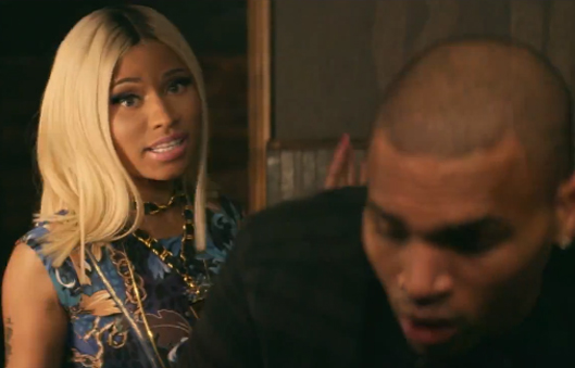 Chris Brown ft Nicki Minaj - Love More (video) copia
