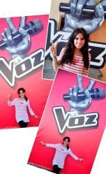 La Voz Concursantes (2)