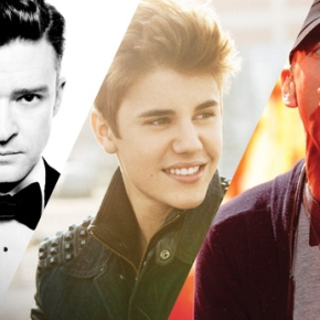 MTV EMA 2013 | Lista denominados