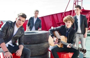 "Union J presentan el vídeo de ""Beautiful Life"""