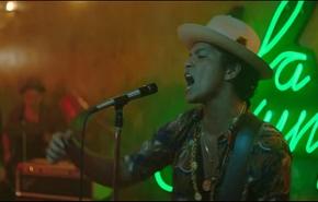 """Bruno Mars estrena el vídeo de """"Gorilla"""""""