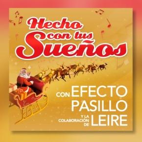 """Efecto Pasillo cuenta con Leire para el tema """"Hecho con tussueños"""""""