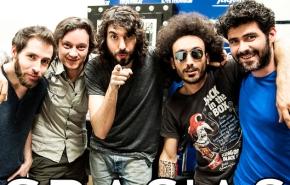 Izal lanza su nuevo disco 'Agujeros degusano'