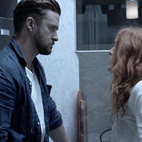 """Justin Timberlake asesinado por la nieta de Elvis en el vídeo de """"TKO"""""""