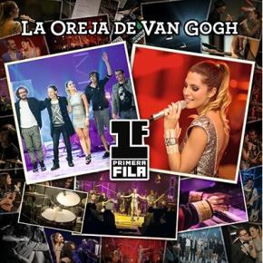La Oreja de Van Gogh pone a la venta su CD + DVD 'PrimeraFila'