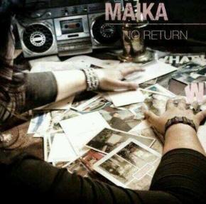 """""""No Returns"""", lo nuevo de Maika, ya a laventa"""