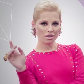 """Soraya estrena entre triángulos el vídeo de """"Plastic"""""""