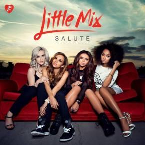 'Salute', el nuevo disco de Little Mix, ya a laventa